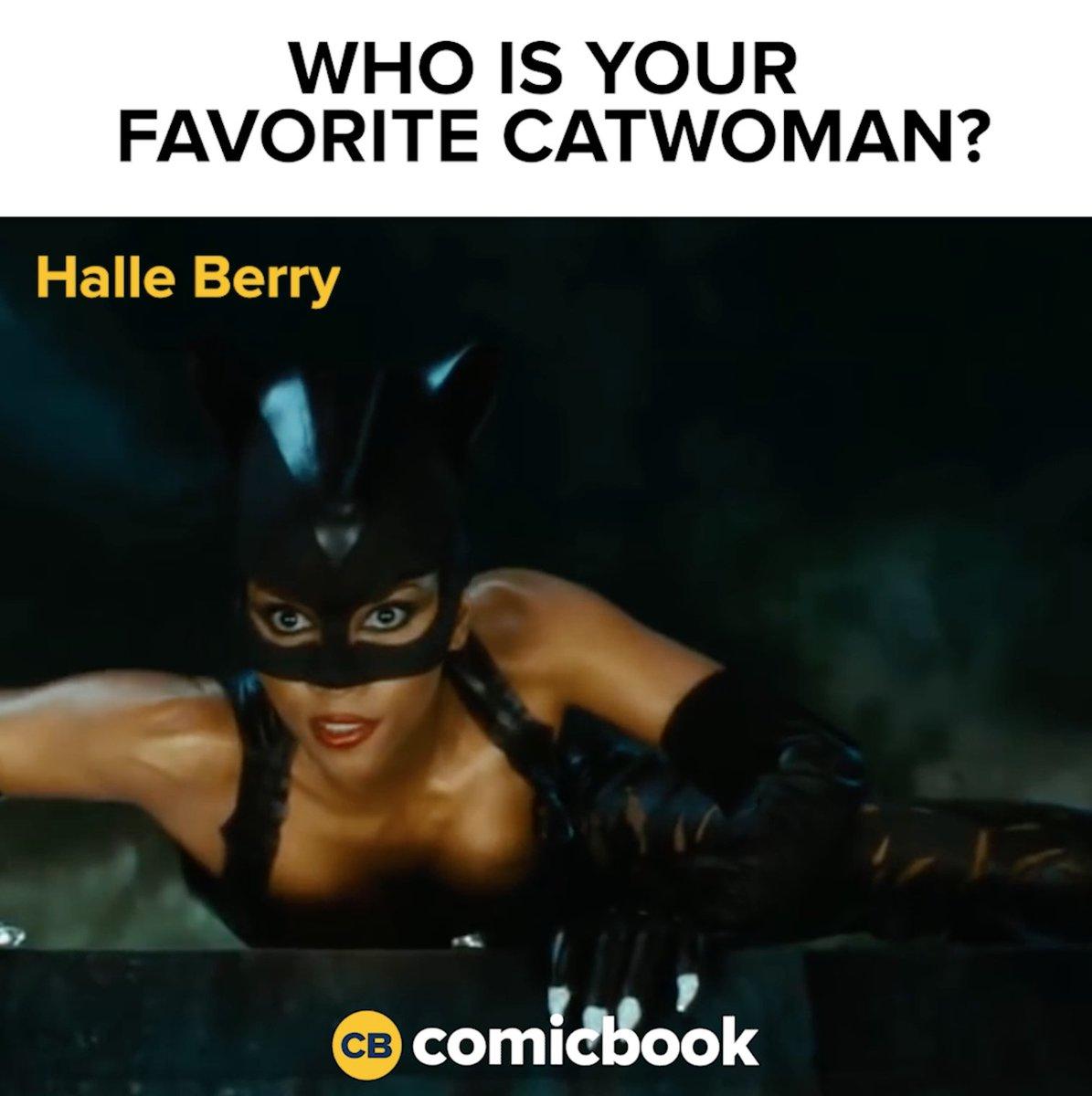 ComicBook HalleBerry,