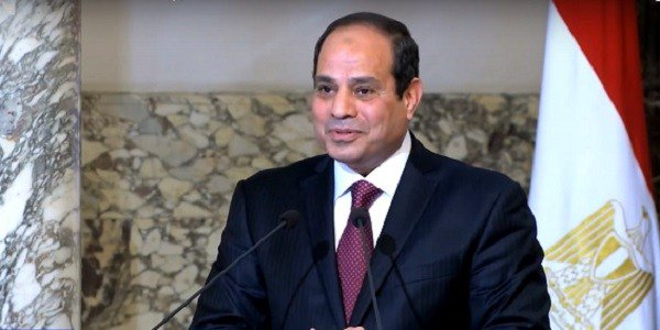 Egypt's President Sisi says will stand for re-election