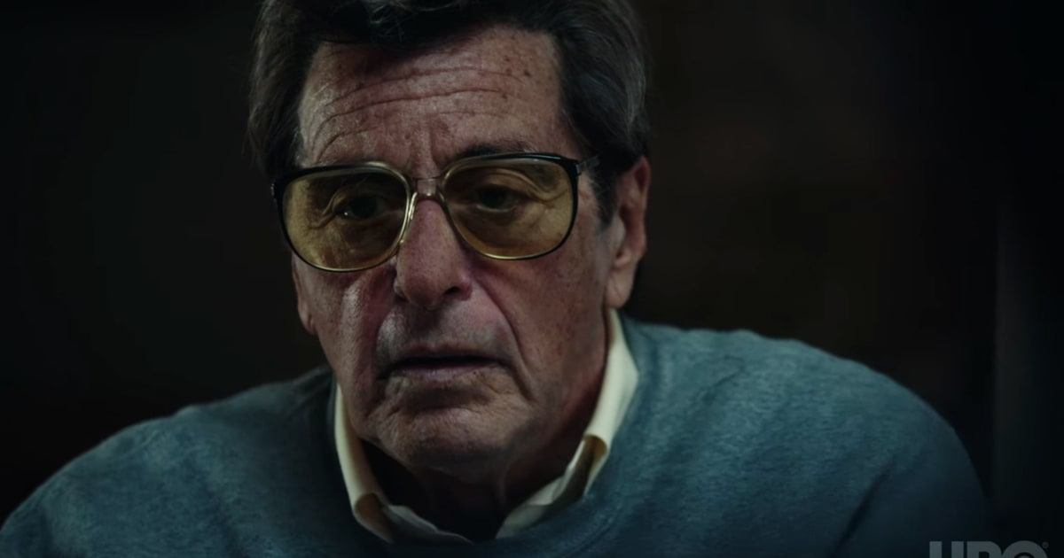 See Al Pacino play disgraced coach Joe Paterno in new HBO movie trailer https://t.co/QhmrQWlB6A https://t.co/8EYFERCrR3