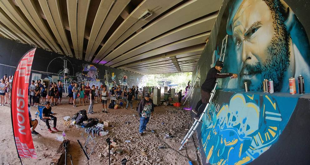 Against the wall: The journey of Singapore's street art scene from fringe to mainstream