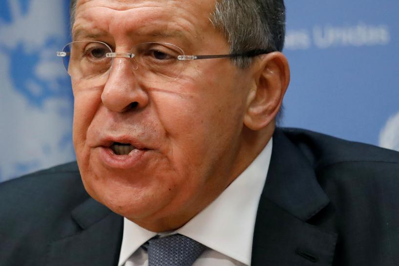 U.S. trying to form 'alternative bodies of authority' in Syria: Russia's Lavrov https://t.co/dy6uaCc7iN https://t.co/0T9XZ0uIik