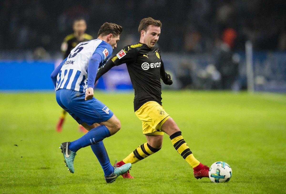 🤓 Borussia Dortmund wurde nach dem Seitenwechsel von Minute zu Minute stärker. 9:4 Torschüsse, 55 Prozent an gewonnenen Zweikämpfen und 63% der Spielanteile nach der Pause bewirkten den Umschwung. Die Fakten zu #bscbvb https://t.co/6eONnOnvno https://t.co/aCGCv2OOf9