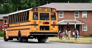 Bus driver on administrative leave after kindergartner left on the bus in Irondale