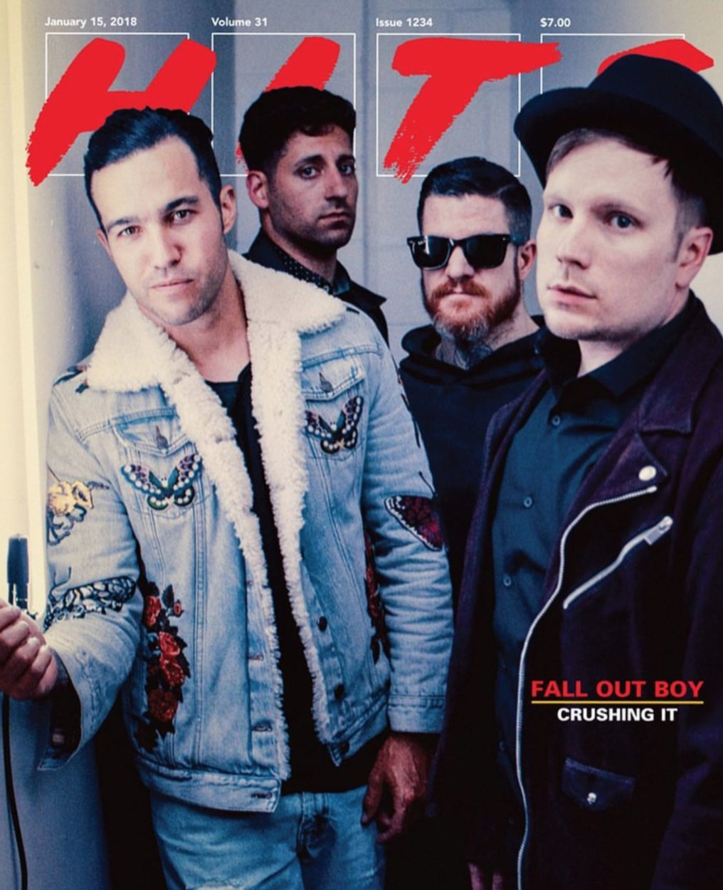 staring deep into @hitsdd's soul on the cover of this week's mag �� https://t.co/auRo019qZS