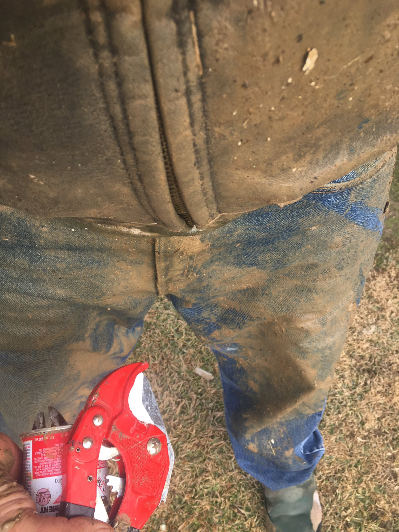 @mbabs21 I sure did .. I also got super muddy wet too . Lol https://t.co/E7pi1OvaPI