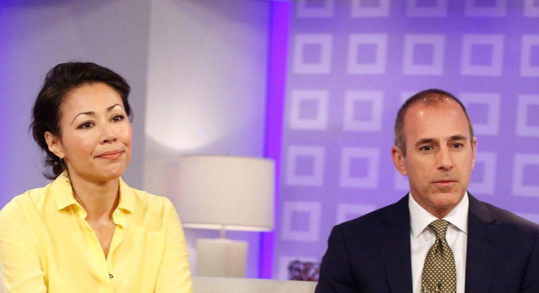 Ann Curry first words on former #TodayShow co-host Matt Lauer's scandal: https://t.co/OrfMJJZegm https://t.co/b4UOyF3WFu