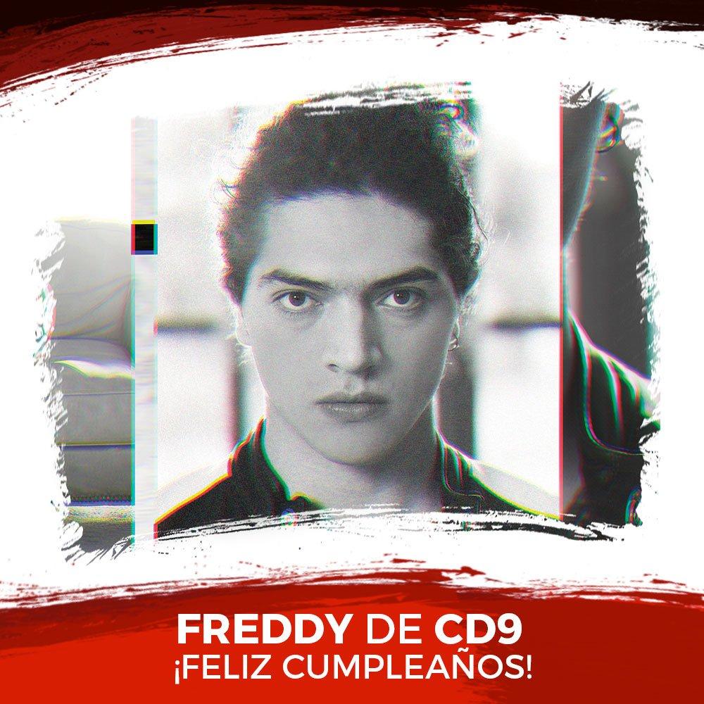 ���� ¡Muchas felicidades a nuestro querido @freddyleyva de @CD9! ���� ¿Ya lo felicitaron? https://t.co/IA2cAvFxay