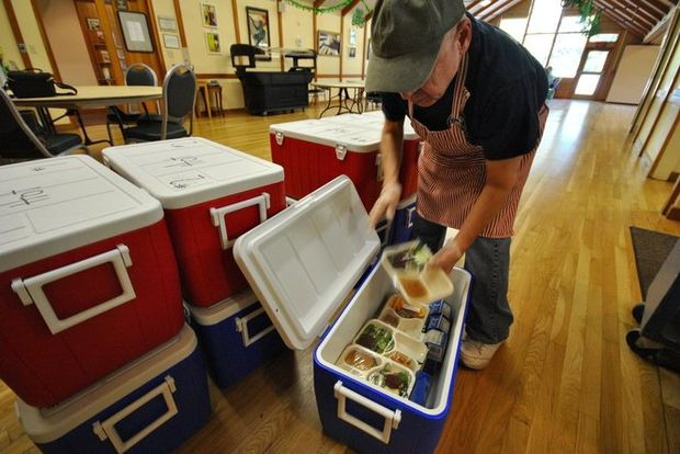 Meals on Wheels turned away from Fairfield Senior Center as city faces financial trouble