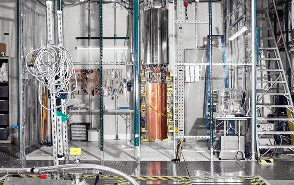 test Twitter Media - The Axion Dark Matter Experiment just entered the most sensitive phase yet in its search for invisible particles to explain the universe's hidden mass https://t.co/61aiktR2nh 🔒 https://t.co/W5aVsxn7D5