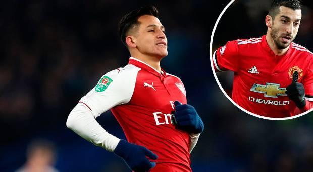 EPL: Alexis Sanchez 'leaves Arsenal team hotel' as Manchester United move imminent – reports https://t.co/W69cAfn1rf https://t.co/kRiSeqNhjH