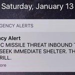 Hawaii was panicked by a false missile alert. Could that happen in Maryland?