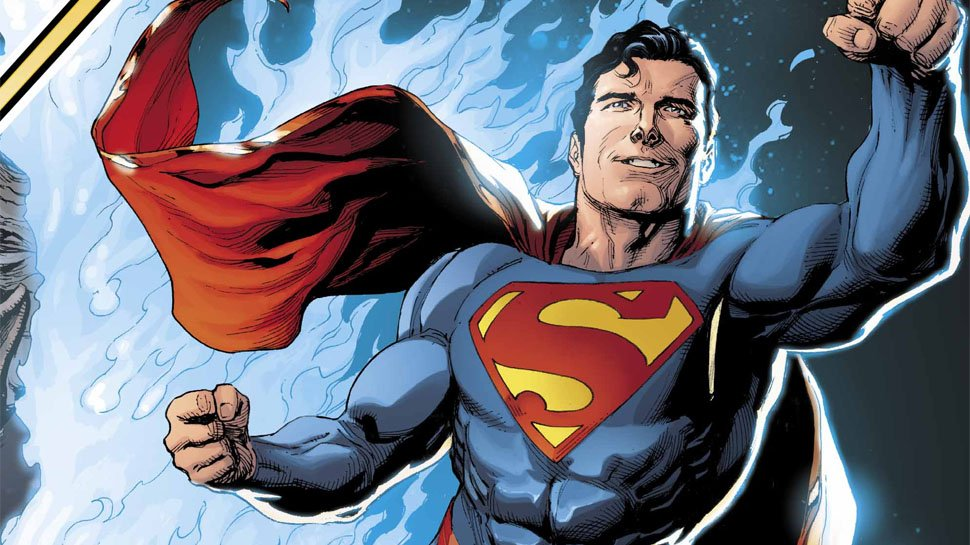 #Superman is getting his red trunks back, and why that's important isn't about style: https://t.co/hJdyP1fKUo #NNTB https://t.co/jbNRVQ1a8d