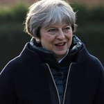 Britain wants comprehensive trade deal with EU: Theresa May