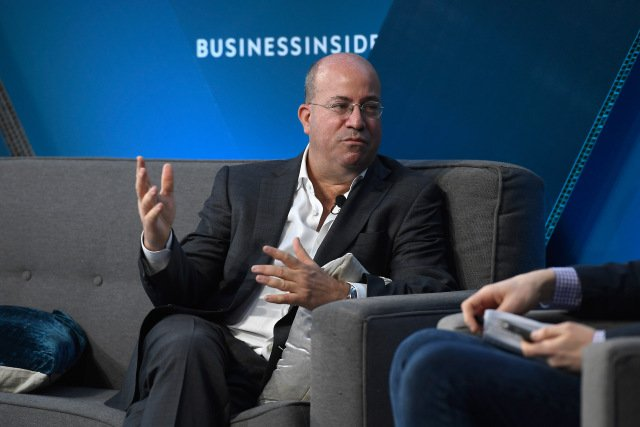 Rumor mill: ESPN eyeing CNN's Jeff Zucker for top post | Radio and TV Talk