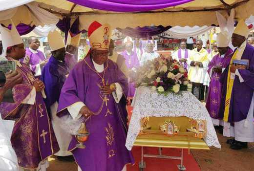 Why Malindi bishop Emmanuel Barbara will be laid to rest in Europe