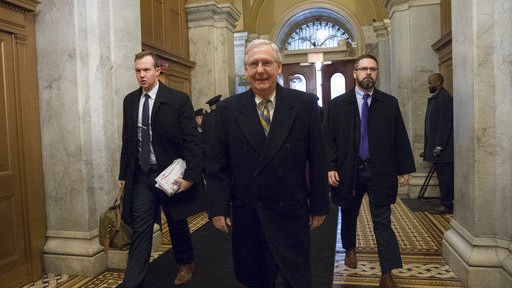 Federal government shuts down; GOP, Dems blame each other