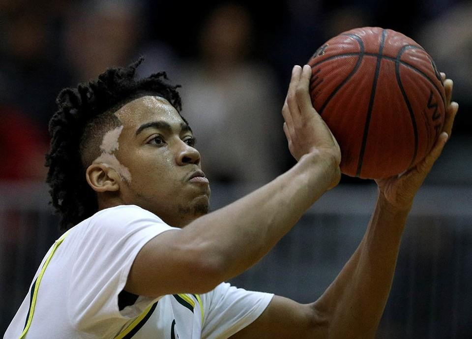 Mountain Brook 58, Huffman 56: Trendon Watford's double-double powers Spartans