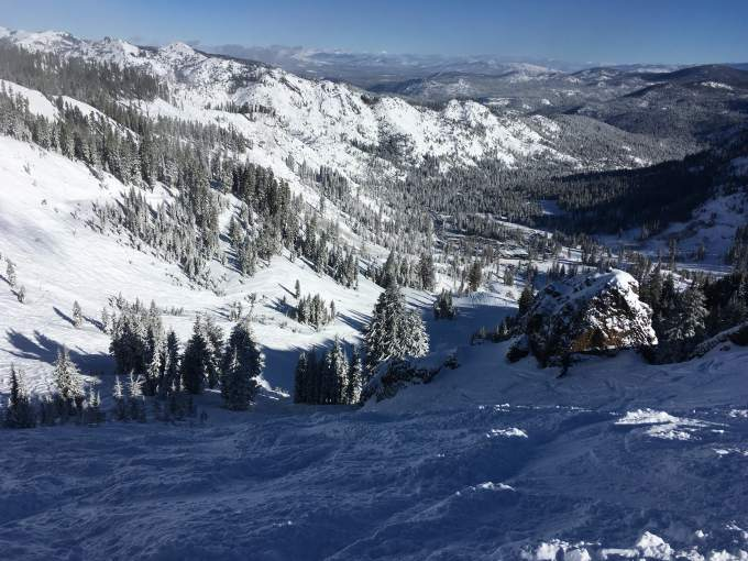 Storm could dump 1 foot of snow in Sierra Nevada