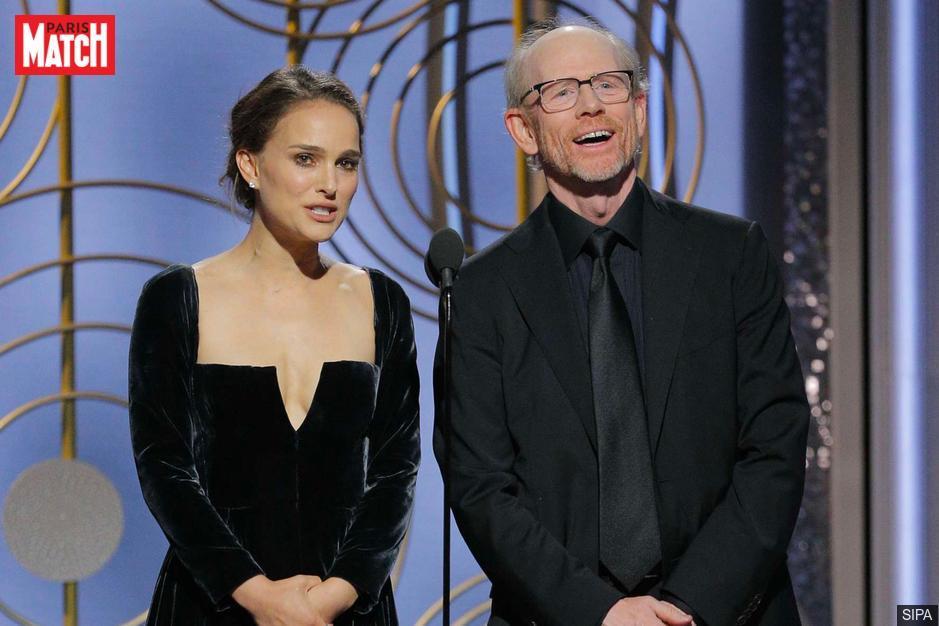 La punchline féministe de Natalie Portman aux Golden Globes 2018