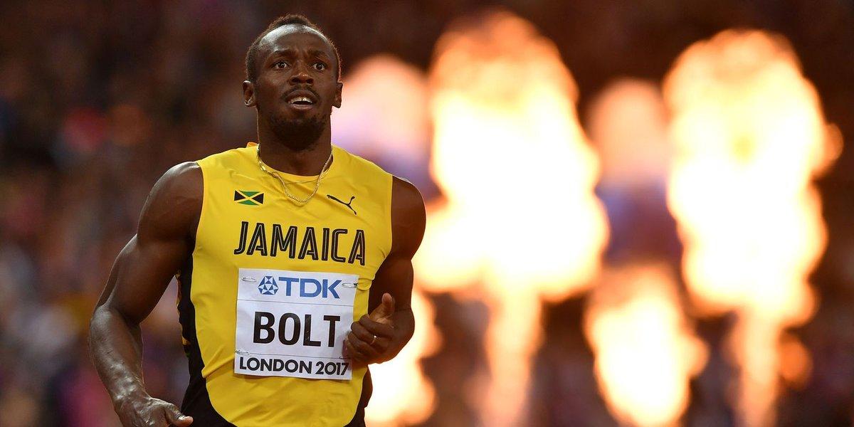 Usain Bolt explains why he's pursuing soccer career