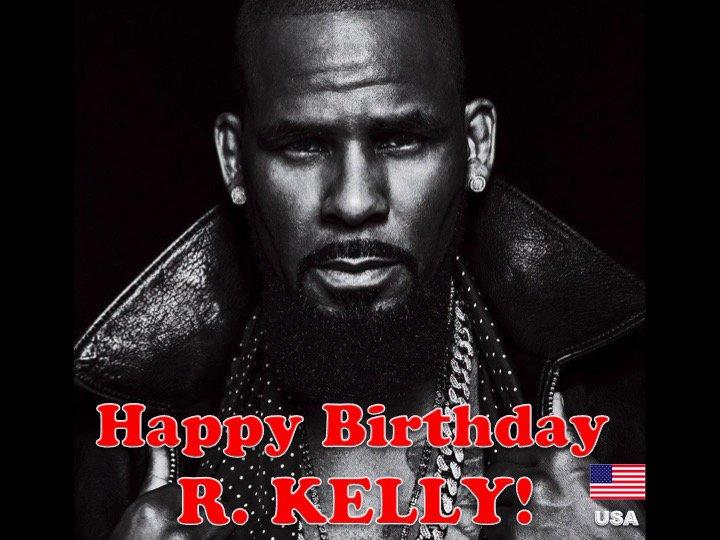 RT @WORLDMUSICAWARD: Happy Birthday #rkelly! @rkelly  ???????????????????????????????????????????????????????? https://t.co/8ALAfeJ4mV
