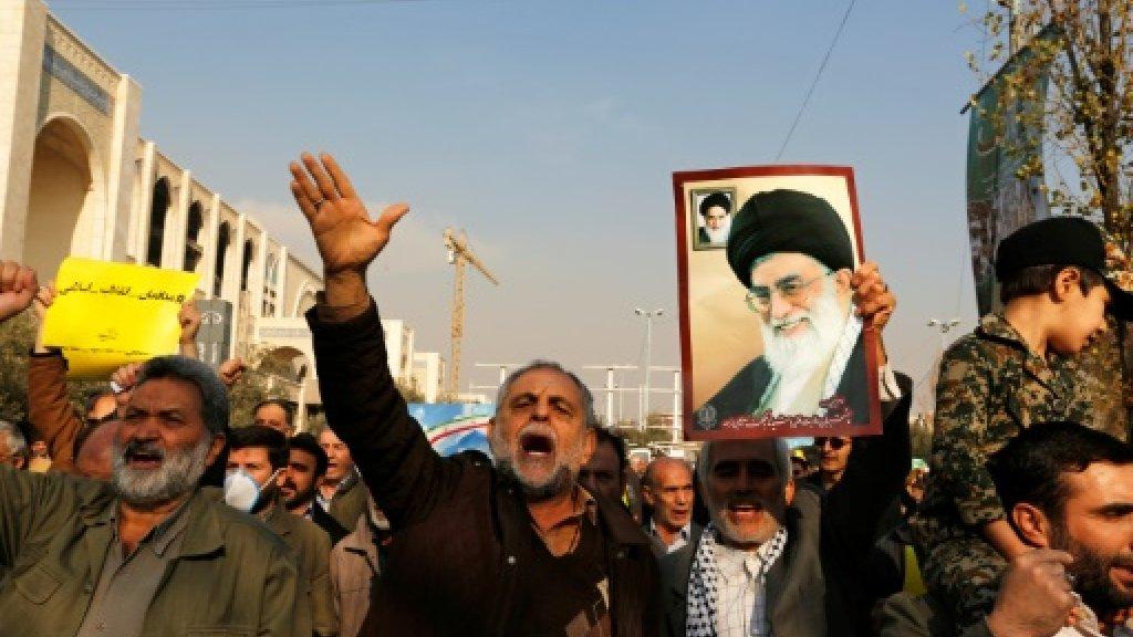 EU to invite Iran FM for talks over protests: Berlin