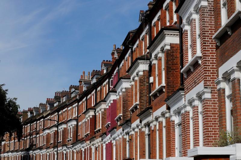 UK house prices fall for first time in 6 months - Halifax
