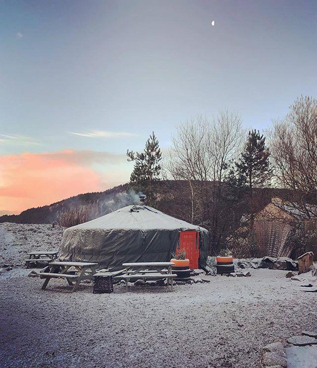 Yurt Life! A snowy glamping weekend in Dumfries & Galloway�� �� https://t.co/Hbi1TAikA4 #LoveDandG #glamping https://t.co/0UEBT8wfGF