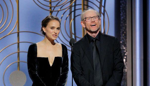 VIDÉO. Le tacle de Natalie Portman lors de la remise d'un Golden Globe
