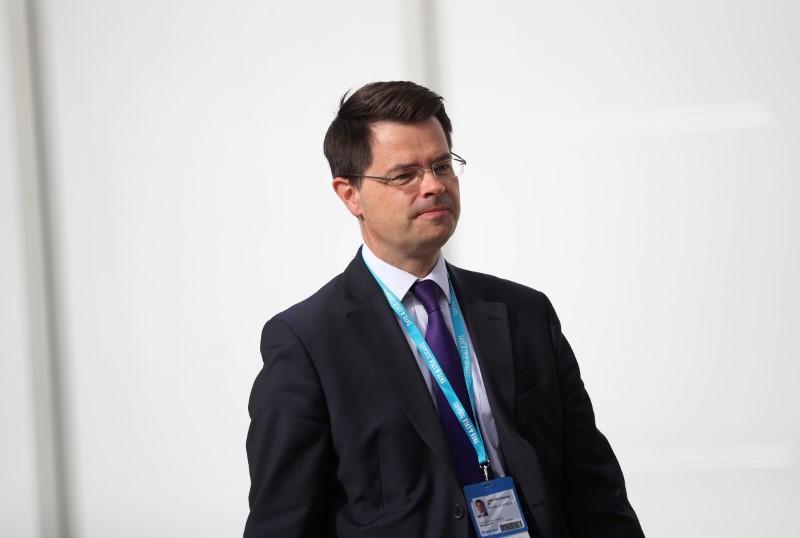 British Northern Ireland secretary Brokenshire resigns on health grounds