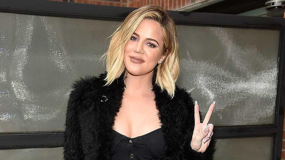 Khloe Kardashian makes emotional statement as she shares body transformation