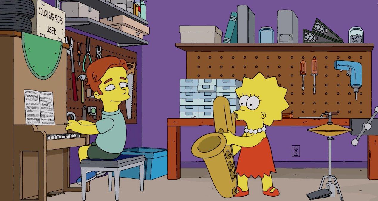 .@EdSheeran's Simpsons guest spot was a La La Land parody https://t.co/A7L67VULUo https://t.co/t4yJYXq4Uf