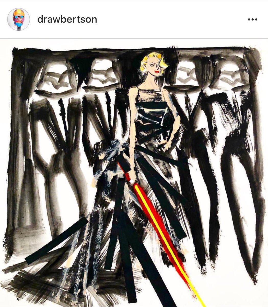 THANK YOU @drawbertson #GoldenGlobes2018 #TIMESUP @gilesgilesgiles ????????????✨✨ https://t.co/JxQeAHhGBc
