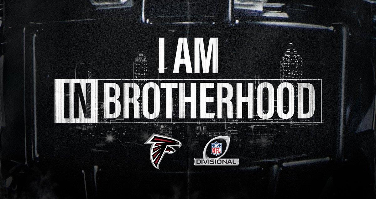 #InBrotherhood