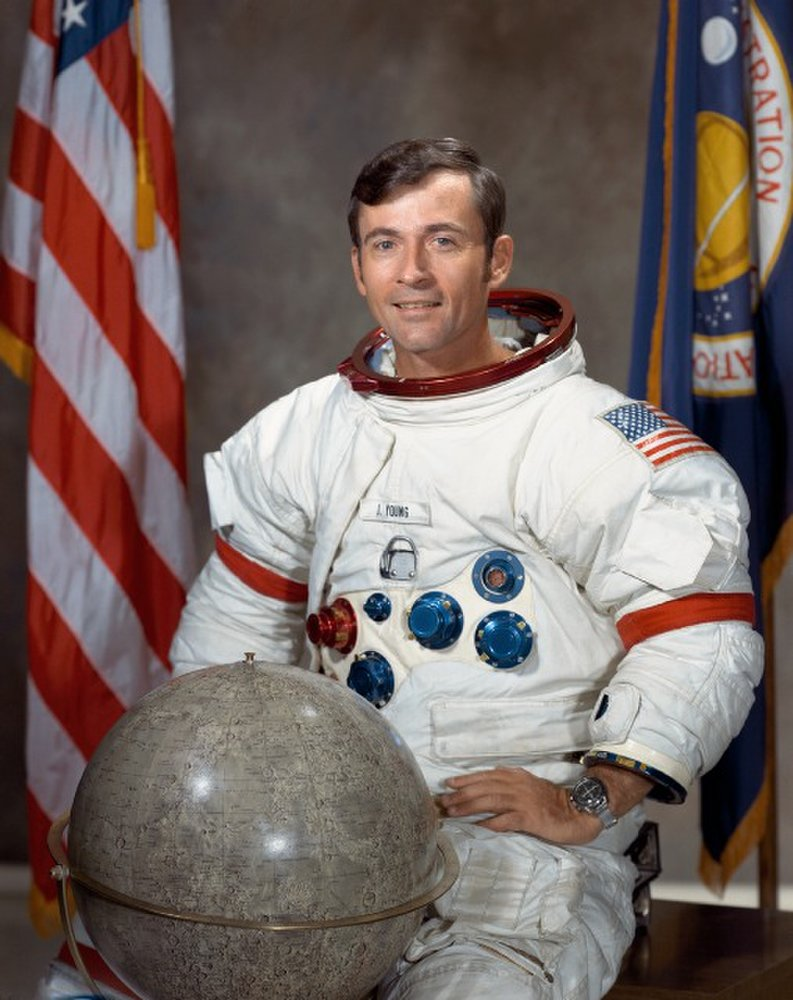 John Young: The Prolific Astronaut