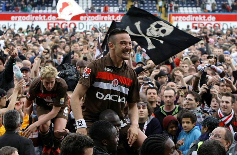 German-Kurdish soccer player shot at in Germany, fears political motive