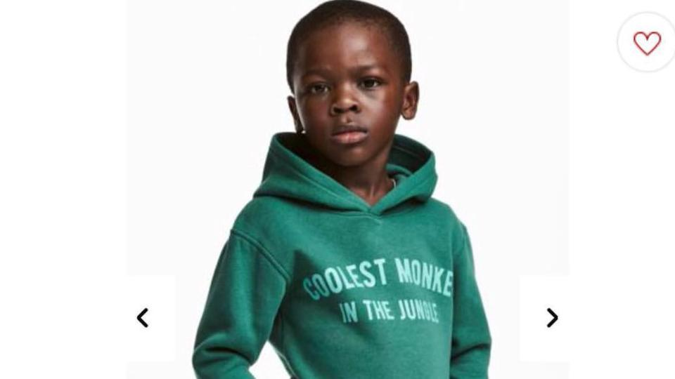 H&M removes 'racist' ad featuring black child after social media backlash