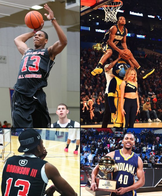 Happy birthday to former Ballislife All-American & NBA Dunk Champion Glenn Robinson III