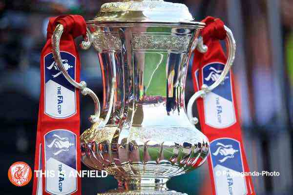 �� Liverpool have been drawn at home to WEST BROM in the FA Cup fourth round. https://t.co/FnuwCntbyk