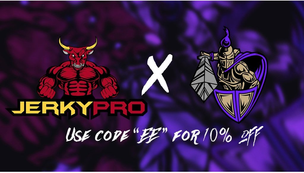 Go get some amazing Jerky from @JerkyPro and for a discount use code EE at checkout! #PurpleEmpire https://t.co/tviwdyLV1A