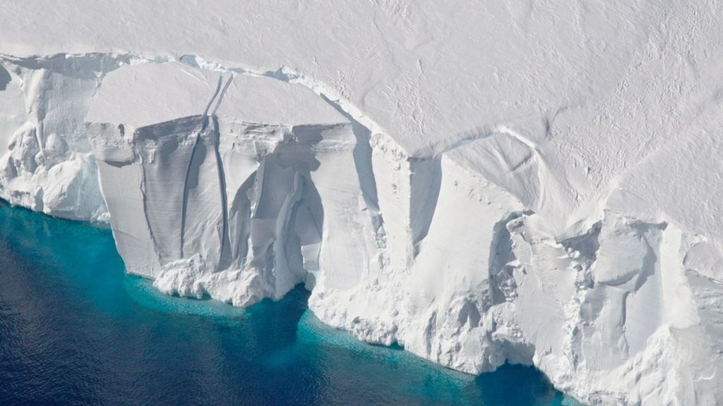 El Nino's long reach to Antarctic ice