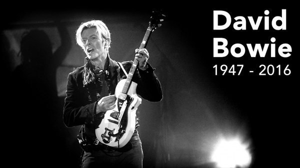 Rest in peace, David Bowie.   The music and entertainment legend would have turned 71 years old today. https://t.co/lFUF4DpBaP