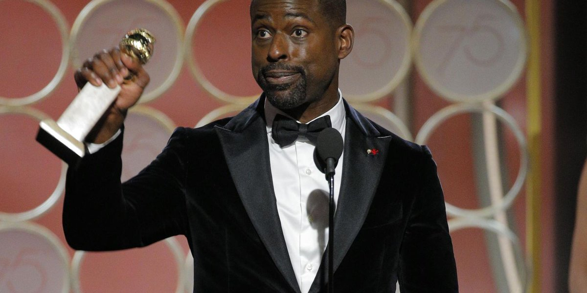 Memorable moments at the Golden Globes