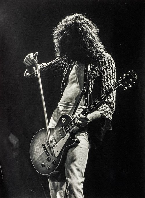 Happy Birthday !! Jimmy Page