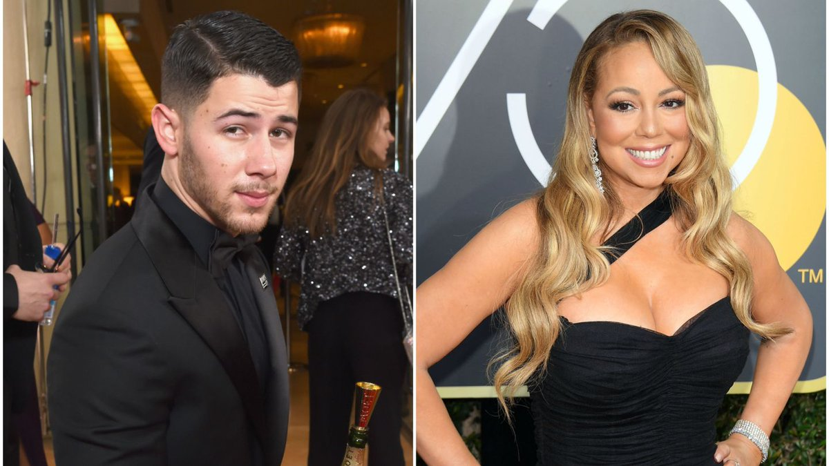 Nick Jonas And Mariah Carey Are The Power Couple We Didn't Know We Needed