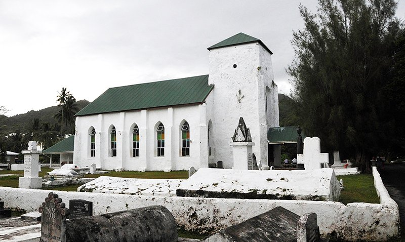 Aim to preserve Cook Islands history
