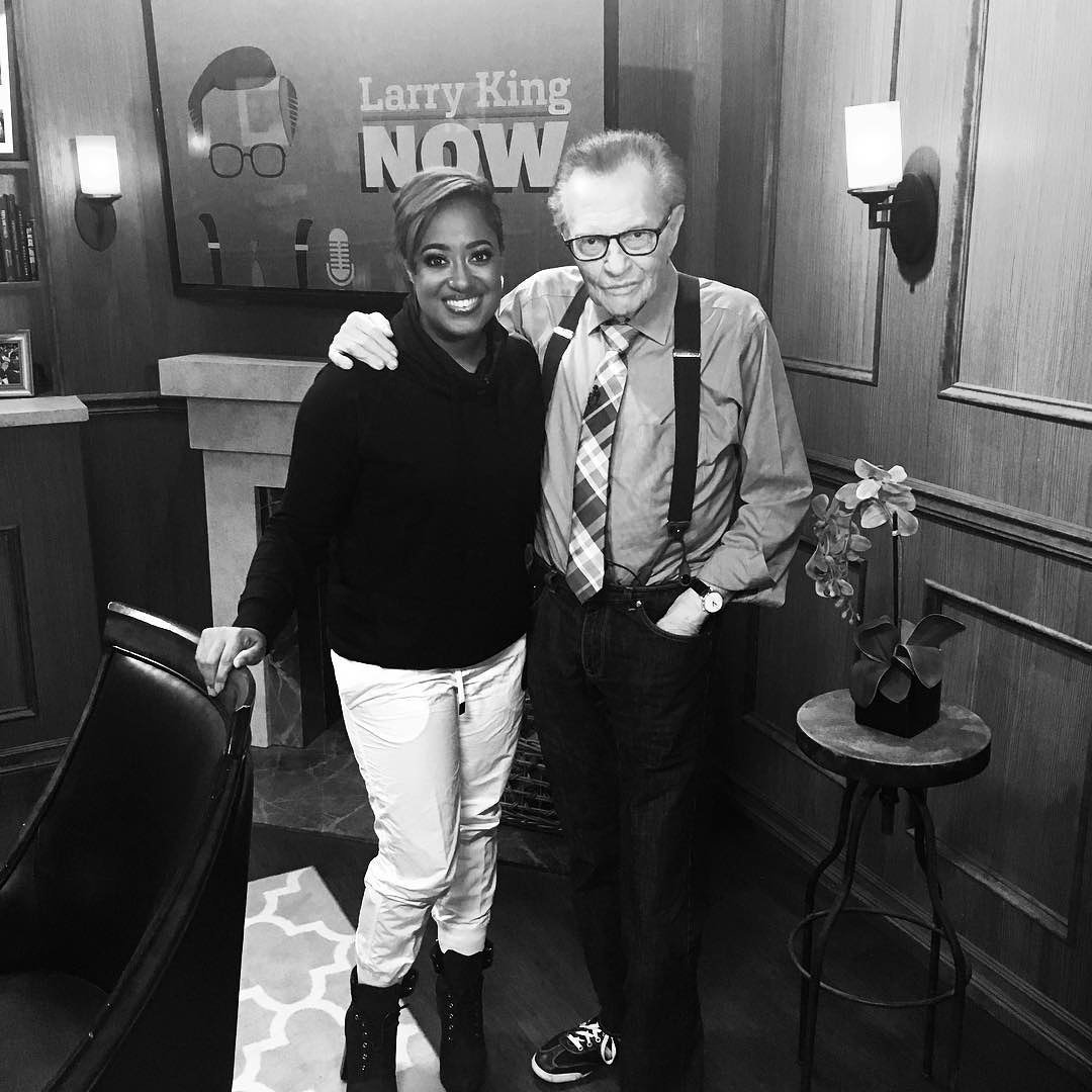 RT @JamlaRecords: The King & Queen. @kingsthings & @rapsody Interview coming soon! https://t.co/VaaEW0sm9c