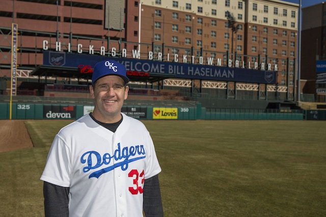 Bill Haselman Returns As Manager, But Dodgers Announce Changes On Triple-A Oklahoma City… https://t.co/JAb2R2v2A8 https://t.co/5jiOQJVKGu