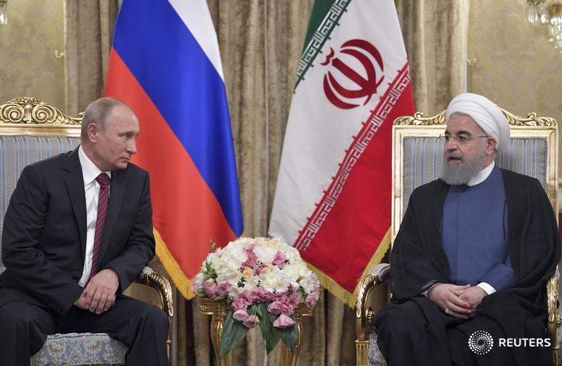 From Josh Cohen in @ReutersOpinion: Cracks in Russia-Iran alliance open options for Trump