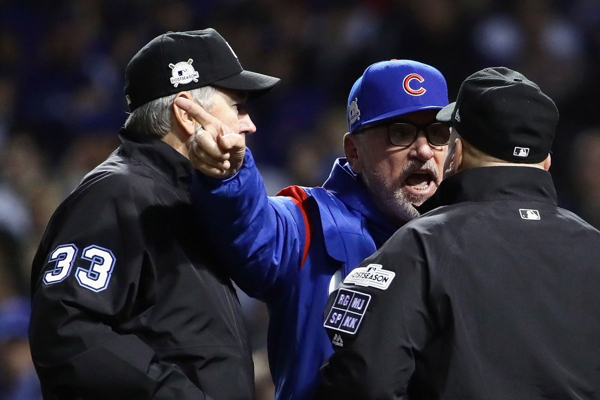 Chicago Cubs: Is baseball unfairly criticized for pace-of-play and replay? https://t.co/p9nhha660Q https://t.co/MCod9enZkU